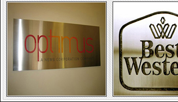Capital Letters Chennai Signage Boards Name Boards Manufacturer
